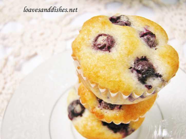 BAM! Blueberry Mini Muffin