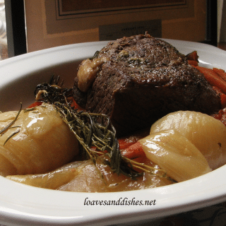 Delicious, Easy and Perfect Pot Roast & Daddy's Drooling Again Gravy
