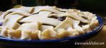 Blueberry BAZINGA Pie!!