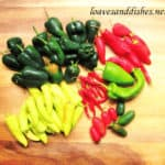 How to Freeze ALL Peppers