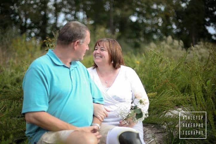 Mark and Wendi pic