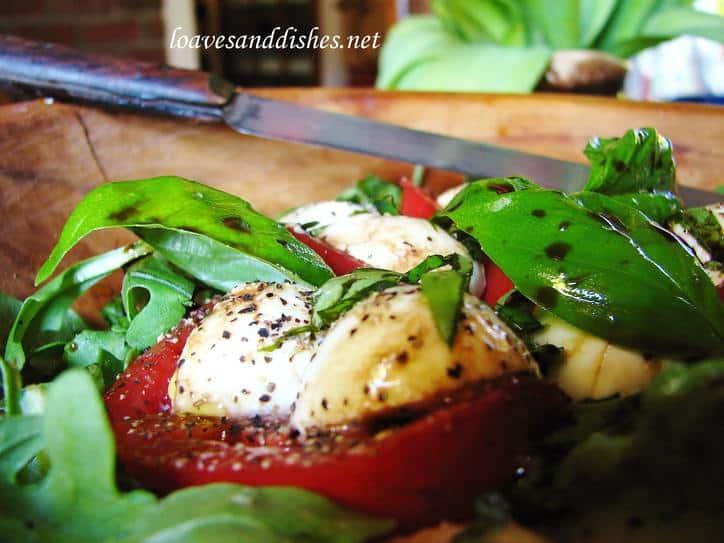 Amazing Arugula Salad