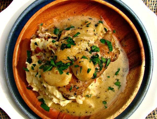 40 Garlic Chicken