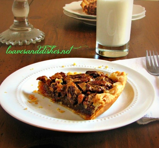 Old Fashion Pecan Pie