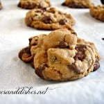 Peanut Butter Chip Chocolate Chip Cookies