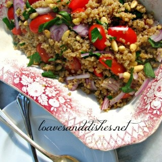 Tasty Quinoa Salad