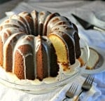 Easy Cream Cheese Pound Cake