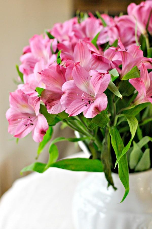 flowers @loavesanddishes.net