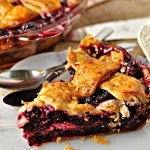 Blackberry Pie Cobbler