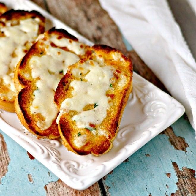 4 Ingredient Easy Texas Toast