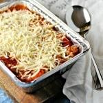 Easy Gift Lasagna