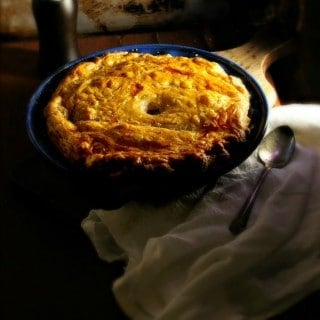 Chicken Pie and Puff Pastry