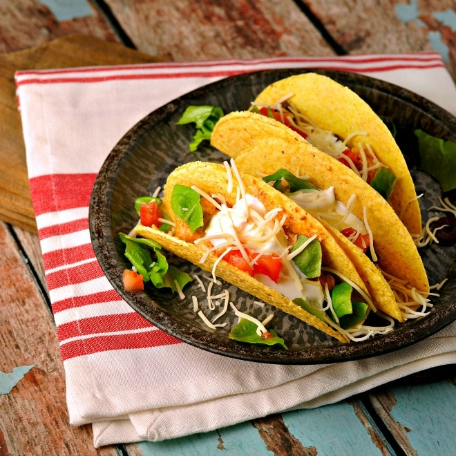Nov 03,  · The crock-pot chicken tacos was so easy and ABSOLUTELY DELICIOUS!! My husband LOVED them and that's saying something. I Can't wait to research your website and see what I 5/5(5).