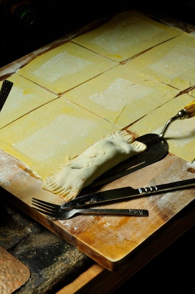 Cherry Hand Pies @loavesanddishes.net
