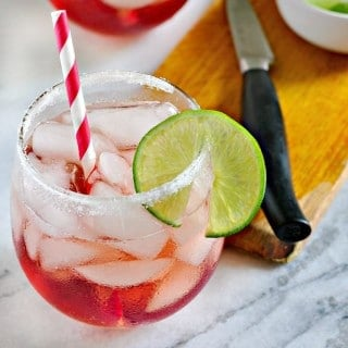 Fizzy Pink @loavesanddishes.net