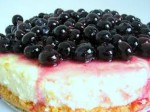 Blueberry Lemon Cheese Cake Cynthia Briggs