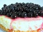 Blueberry Lemon Cheese Cake Cynthia Briggs