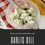 Garlic Dill Potato Salad