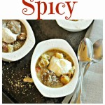 Completely belly filling and tasty fall stew! Rich with herbs and spices. Try it today! www.loavesanddishes.net