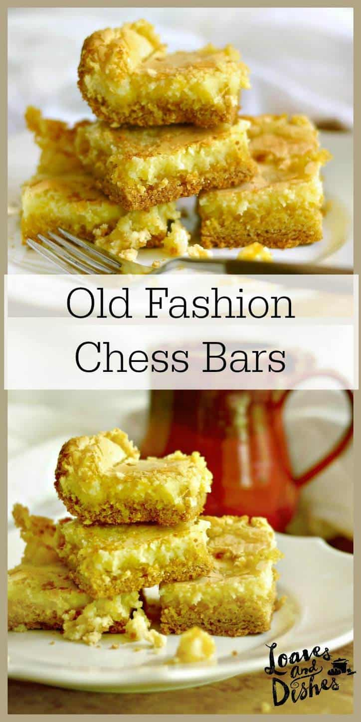 Old Fashion Chess Bars Pintrest  2 @loavesanddishes.net