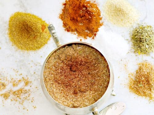 Best Steak Seasoning Recipe - Homemade Steak Rub