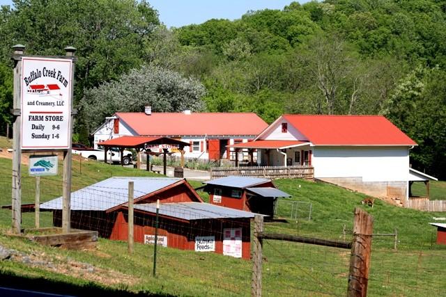 Buffalo Creek Farm @www.loavesanddishes.net