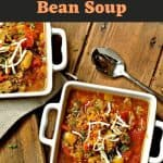 Chili-esque Bean Soup