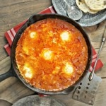 Eggs in Purgatory and $25 Visa Card Giveaway