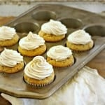 Lauren's Sweet Potato Cupcakes