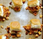 """Vegetarian Buffalo Sliders and some musings on """"the last time"""" and Birds Eye Flavor Full"""