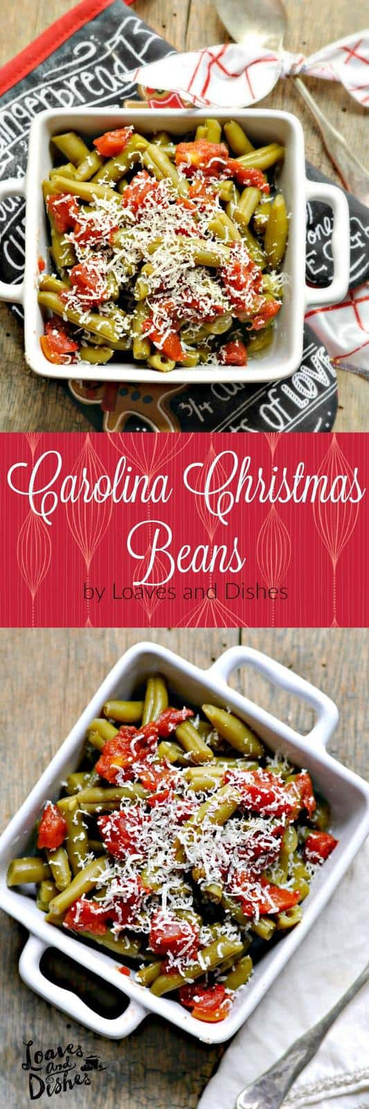 Need a new green bean dish for the Holidays? Sure you do! This one is Quick and Easy - Tastes WONDERFUL! You can do it - come on over and try!