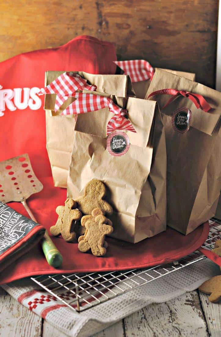 Cookie Day Giveaway with Krusteaz