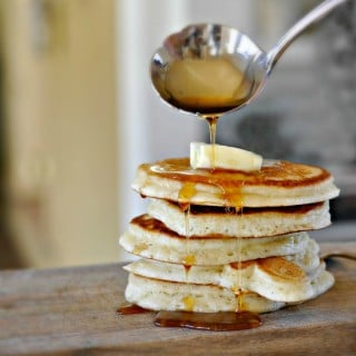 Perfect Fluffy Pancakes Recipe
