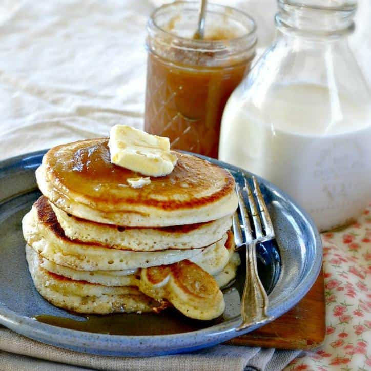 Perfect Pancakes from scratch