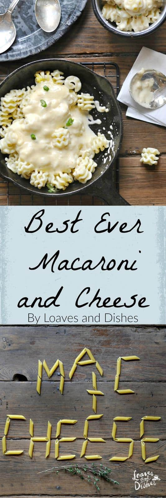 This is the BEST Macaroni and Cheese Ever - says my kids. Perfect for children and adults Mac and Cheese. Requested every time. Easy and Excellent.