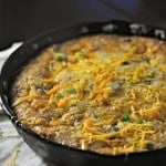 Easy Breakfast Casserole www.loavesanddishes.net
