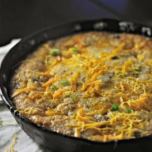 Easy Breakfast Casserole www.loavesanddishes.net