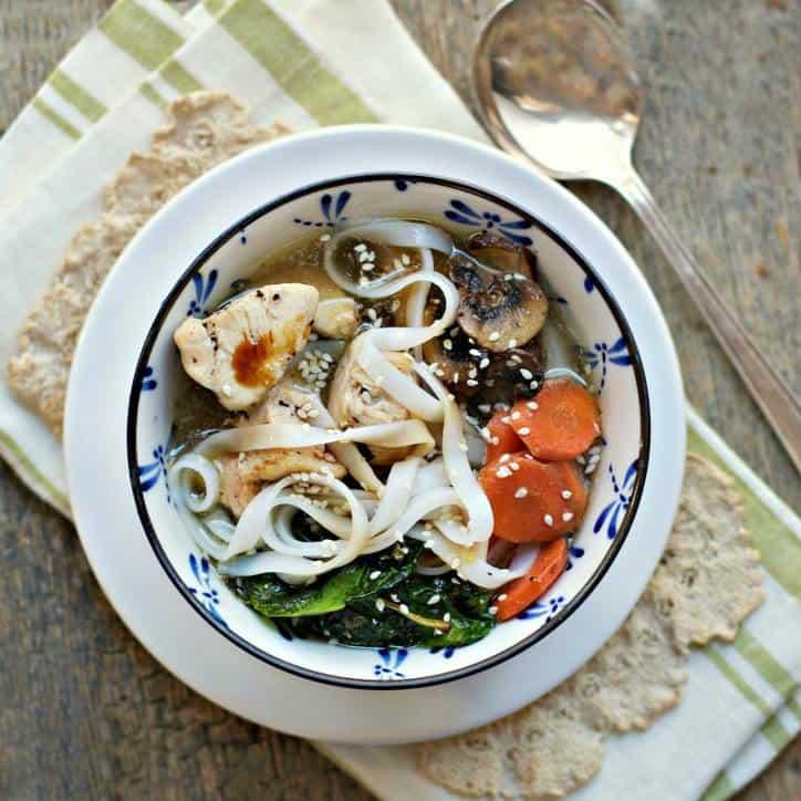 Easy Noodle Bowl