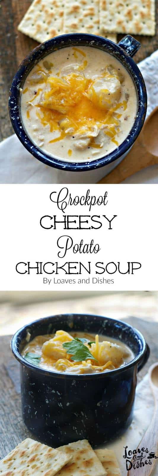 Super Easy - throw it all in the crockpot and the slow cooker has it ready when you arrive home meal. Hearty soup or chowder that is delicious and easy to put together. Great get well soup or cool day meal.