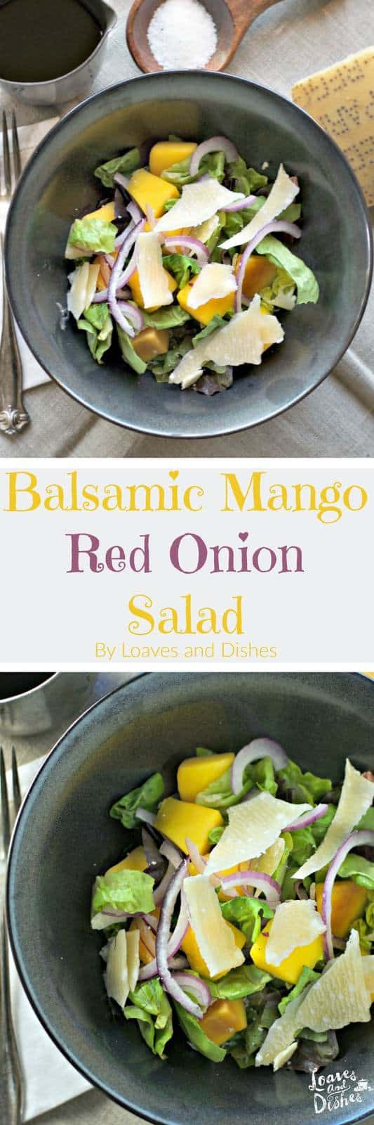 Easy delicious fresh dinner salad that includes all of the elements you love: tangy, sweet, nutritious. Perfect for a heavy meal or as a full meal itself.