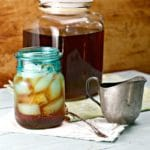 How to make simple syrup @www.loavesanddishes.net
