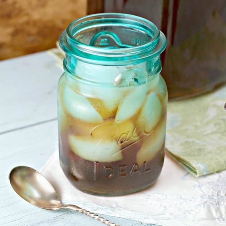 THE SECRET TO PERFECT SOUTHERN SWEET TEA