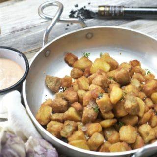 Southern Fried Breakfast Potatoes