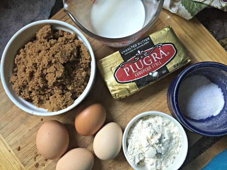 Old Fashion Butterscotch Pie www.loavesanddishes.net