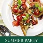 Summer Party Bruschetta