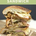 Crock Pot Cuban Sandwich