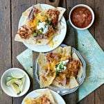 Chicken Nachos for Six Party Perfect Labor Day Recipes