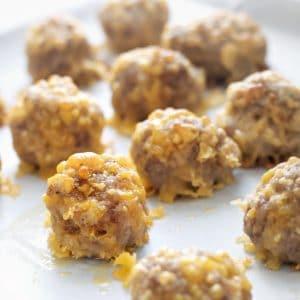 Sarah's Sausage Balls