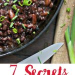 Cowboy Baked Beans Flavor Secrets, cooking tips, party dish, carry in, pot luck dish. You be the kitchen Rock Star!