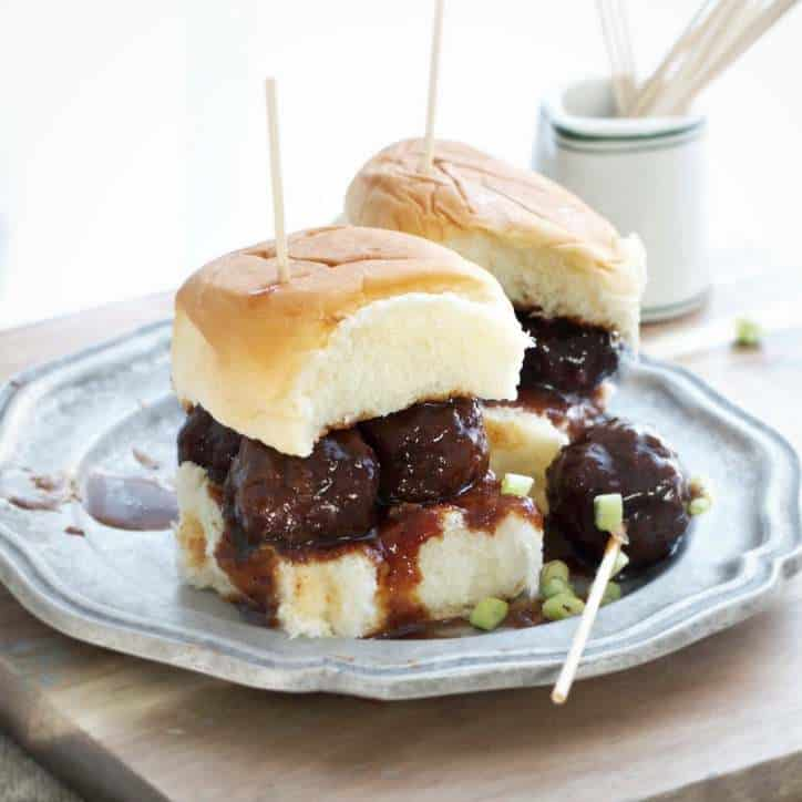 5 760 Tennessee Whiskey Sliders
